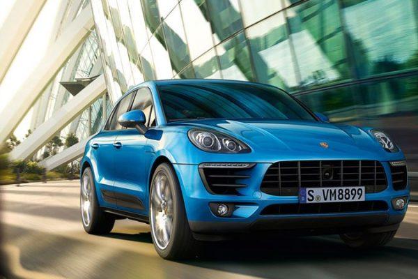 El próximo Porsche Macan será eléctrico