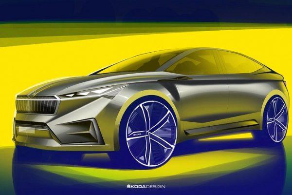 Skoda Vision iV, el futuro eléctrico de la marca checa