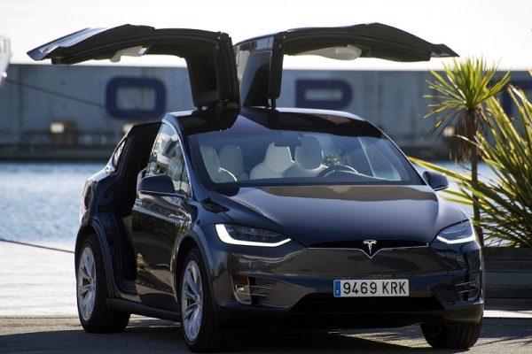 Prueba Tesla Model X 100D, altamente tecnológico