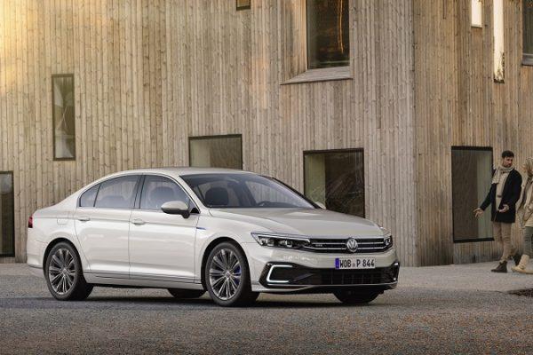 Nueva generación del Volkswagen Passat GTE