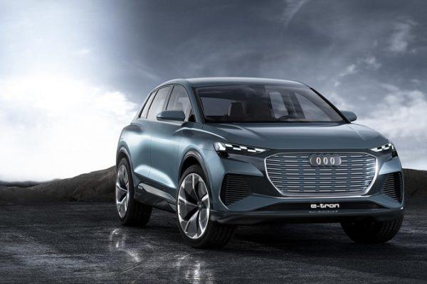 Audi Q4 e-tron Concept, el nuevo SUV eléctrico de la firma alemana