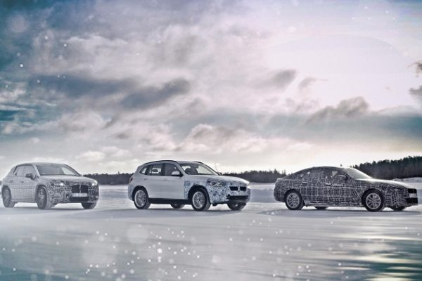 BMW pone a prueba sus próximos coches eléctricos