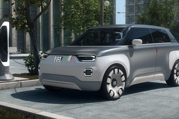 Fiat Centoventi, el futuro del Fiat Panda