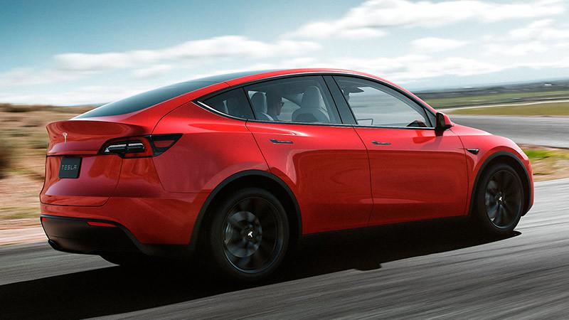 Foto Tesla Model Y Performance