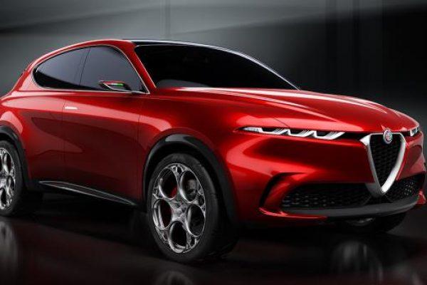 Tonale, el SUV híbrido enchufable de Alfa Romeo