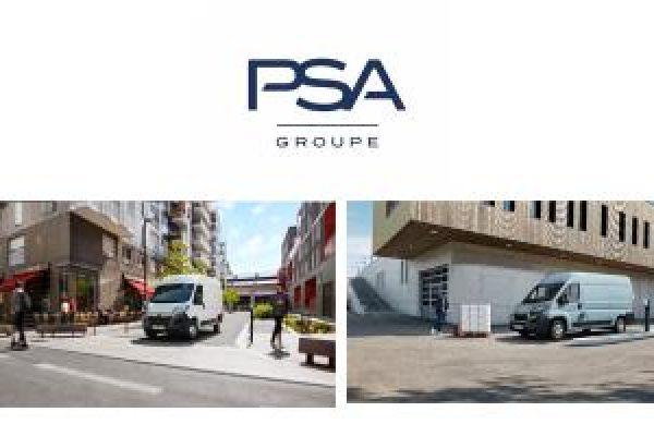 PSA presenta su estrategia de electrificación para vehículos comerciales