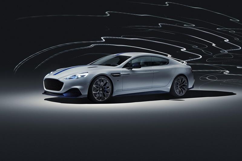 Foto Aston Martin Rapide E