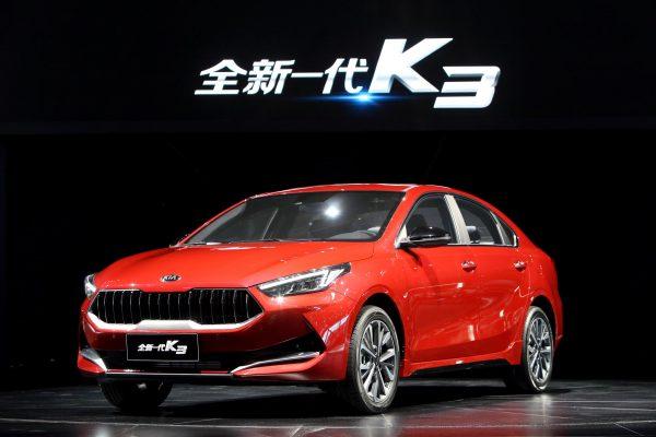 KIA fabricará el K3 en su versión híbrida enchufable