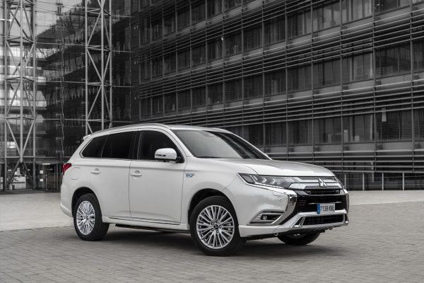 200.000 unidades vendidas del Mitsubishi Outlander PHEV