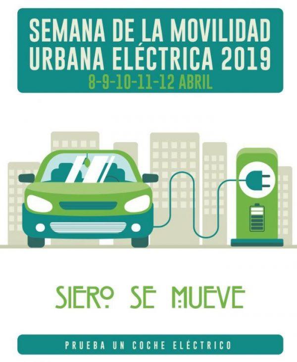 Comienza en Siero la I Semana de la Movilidad Urbana Eléctrica