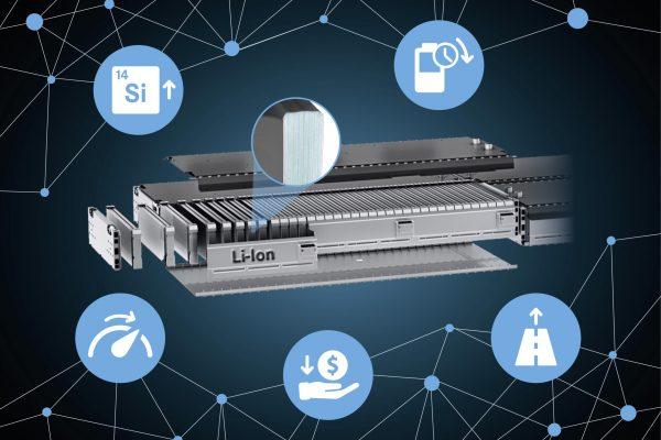 Daimler y Sila Nanotechnologies se asocian para desarrollar baterías