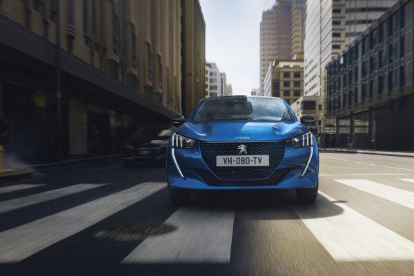 Nuevo Peugeot e-208: la combinación ideal para ciudad y carretera