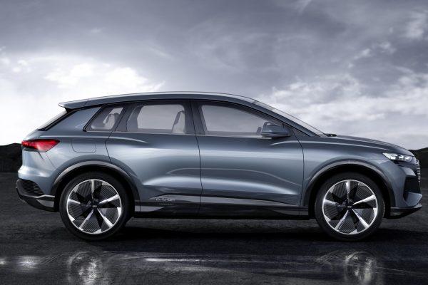 Audi sacará doce modelos eléctricos para 2025