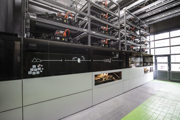 Audi promueve el uso de baterías usadas para acelerar la transición energética en Berlín