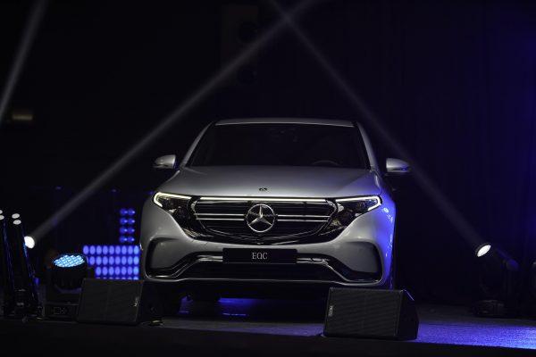 Mercedes presenta su nuevo EQC