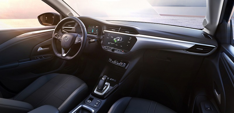 Foto Opel Corsa-e