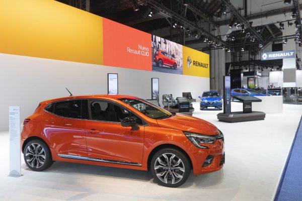Renault presenta en Automobile Barcelona sus propuestas eléctricas