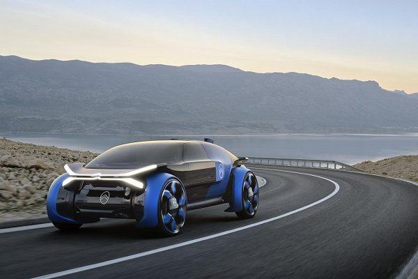 Citroën celebra su centenario con el 19_19 Concept