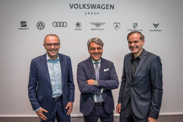 El grupo Volkswagen lanzará 20 modelos eléctricos en España en los próximos dos años