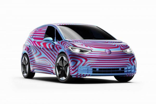 Abierta la pre-reserva del Volkswagen ID.3