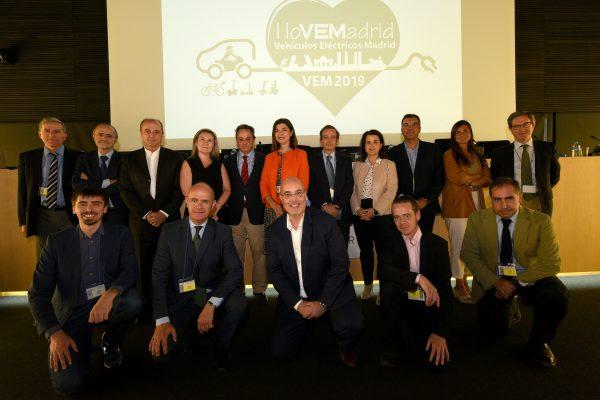 AEDIVE presenta a su comité de expertos durante el II Foro VEM