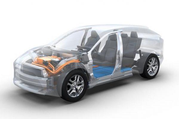 Toyota y Subaru se unen para crear una plataforma de vehículos eléctricos