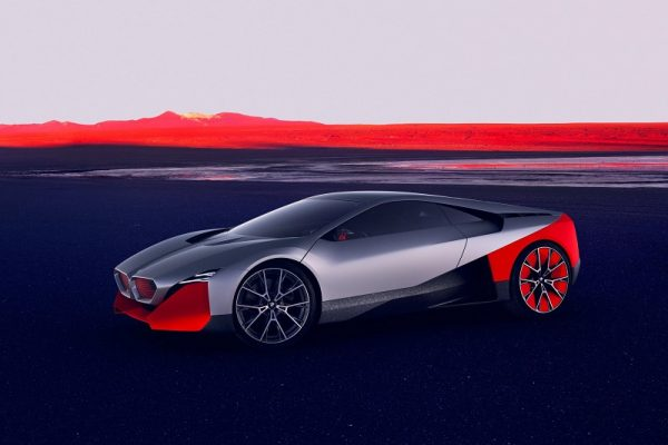 BMW Vision M NEXT, así entiende BMW el futuro del coche deportivo