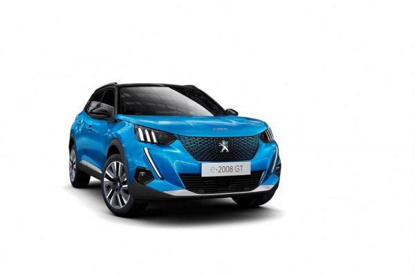 Peugeot e-2008, el primer SUV eléctrico del fabricante