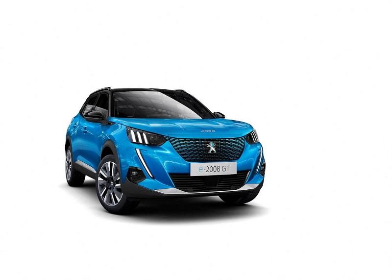 Foto Peugeot e-2008