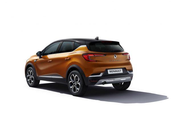 Nuevo Renault Captur: a poco de ser enchufable