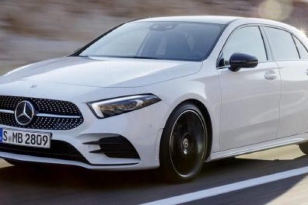 Mercedes-Benz Clase A 250 e: en las calles en 2020