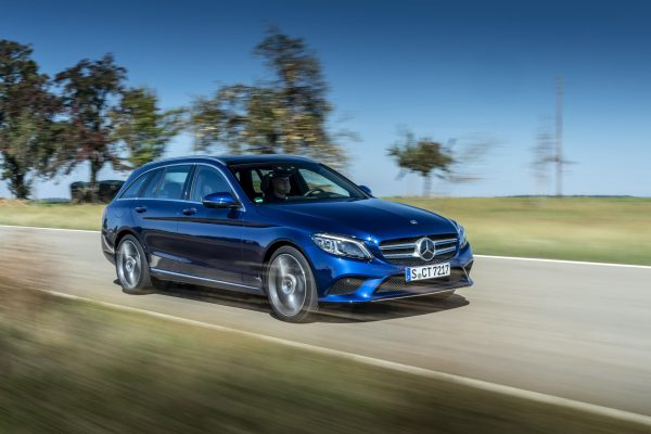 Se inician los pedidos del nuevo Mercedes-Benz híbrido enchufable C300