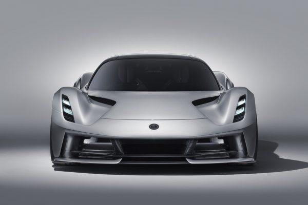 Lotus Evija: un increíble coche eléctrico con más de 2000 CV de potencia