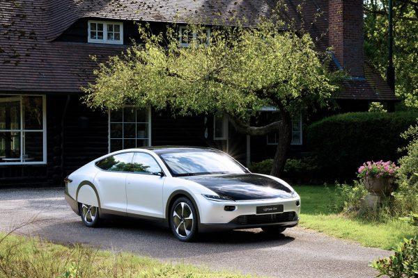 Lightyear One: un coche eléctrico solar que verá la luz en breve