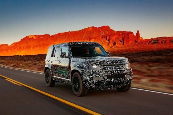 Land Rover Defender P400e, fecha confirmada