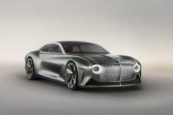 Bentley EXP 100 GT, el futuro de la movilidad de lujo
