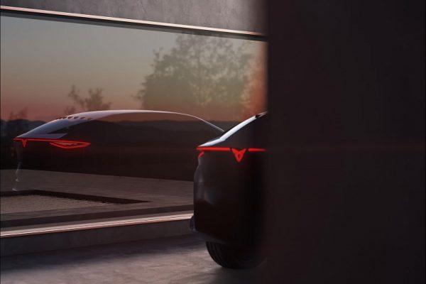 CUPRA adelanta su primer vehículo eléctrico