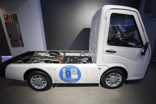 Metro, el vehículo industrial eléctrico del futuro