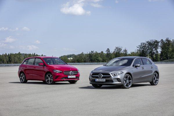 Tecnología EQ Power de Mercedes, también para el Clase A y Clase B
