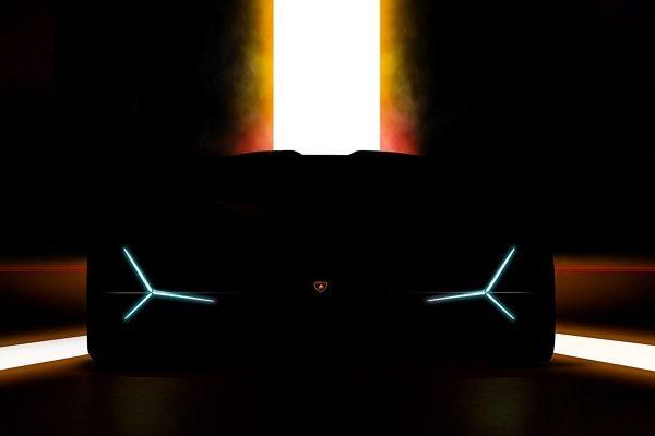 Lamborghini muestra su primer prototipo híbrido