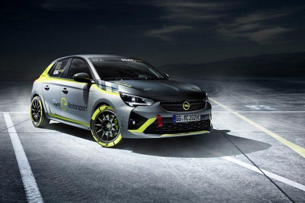 Opel presenta el Corsa-e de Rallies