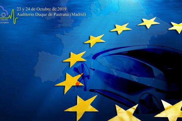 V Congreso Europeo del Vehículo Eléctrico, 23 y 24 de octubre en Madrid
