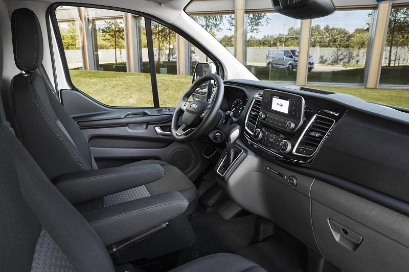 Foto Ford Transit Custom Plug-In Hybrid
