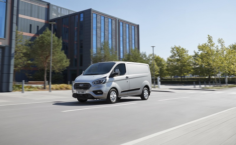 Foto Ford Transit Custom Plug-In Hybrid
