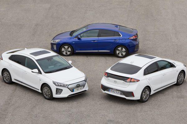 El nuevo Ioniq eléctrico alcanzará los 311 kilómetros de autonomía