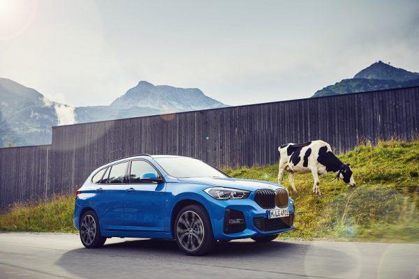 BMW X1 xDrive25e, el nuevo SUV híbrido enchufable