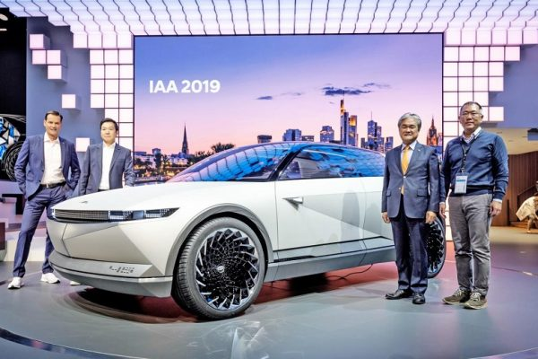 Hyundai presenta su nueva propuesta eléctrica