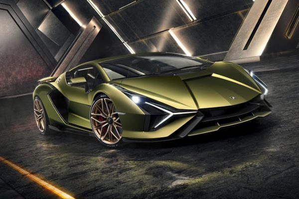 Lamborghini Sián, el primer híbrido de la firma italiana