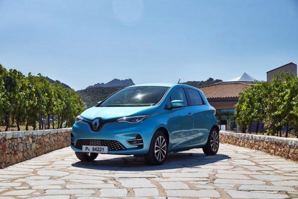 Estas son las virtudes del nuevo Renault ZOE