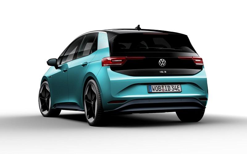 Foto Volkswagen ID.3 1st